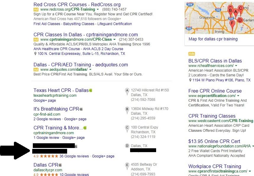 google plus review building